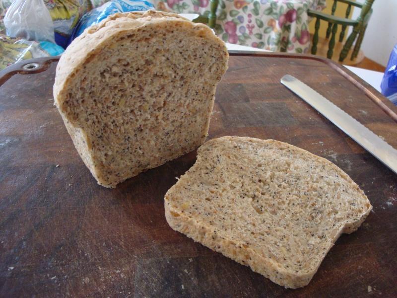 pain aux céréales sur poolish Dsc02639