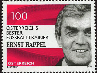 Briefmarkenstreit um Ernst Happel 12173110