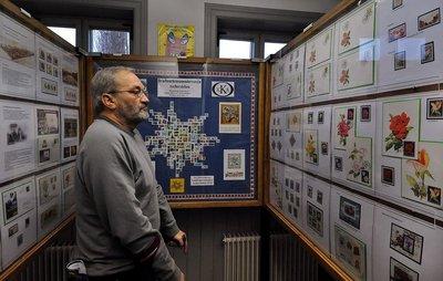 Die Landesgartenschau in Briefmarken 12298510