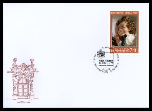 Liechtenstein - Gemeinschaftsmarke Österreich-Liechtenstein Br10