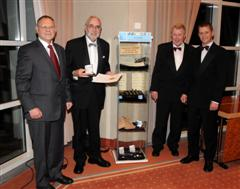 AIJP_Präsident Wolfgang Maassen mit Heinrich-Köhler-Medaille 2008 ausgezeichnet! Dsc_0410