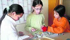 Briefmarken- und Ansichtskarten-Börse sowie Hauptversammlung des Philatelistenvereins Rheintal Kinder11
