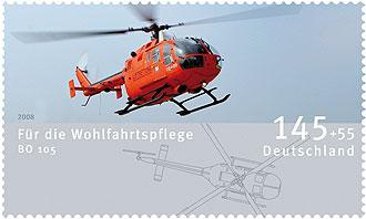 Keineswegs nur für Luftpost: Die neuen Wohlfahrtsmarken zeigen Luftfahrzeuge News0812