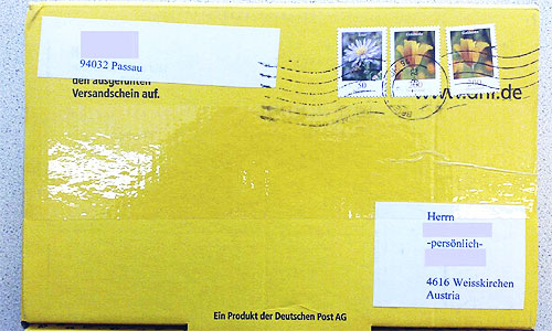 Säurepakete an Politiker Post_r10