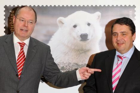 Eisbär Knut auch auf Briefmarke Sei_br10