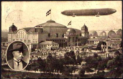 Zeppelin Post Z-10a10