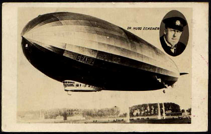 Zeppelin Post Z-15ba10