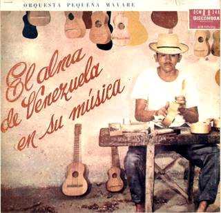 Orquesta Pequeña Mavare-El alma de Venezuela en su música (NUEVO) - Página 3 Portad18