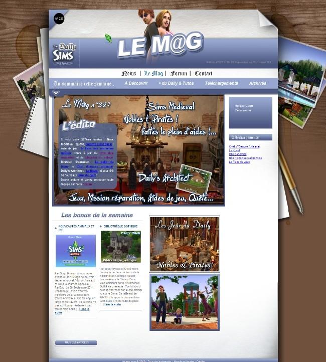 Daily Sims, Sims 2 & 3 Mag32711