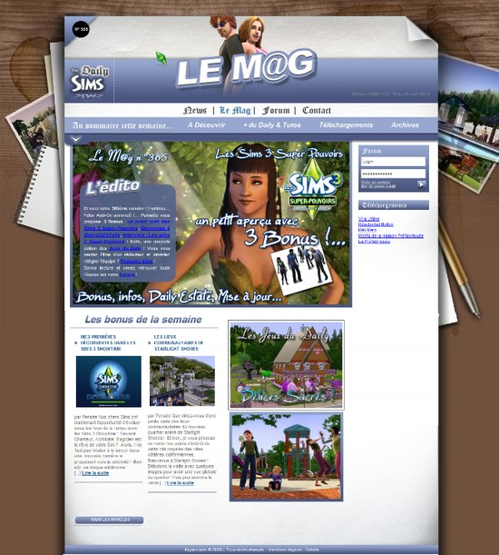 Daily Sims, Sims 2 & 3 - Page 3 Mag36510