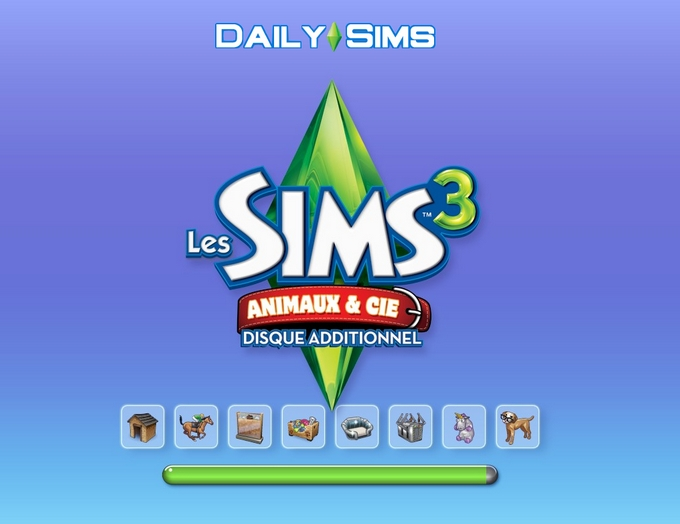 Daily Sims, Sims 2 & 3 Montag13