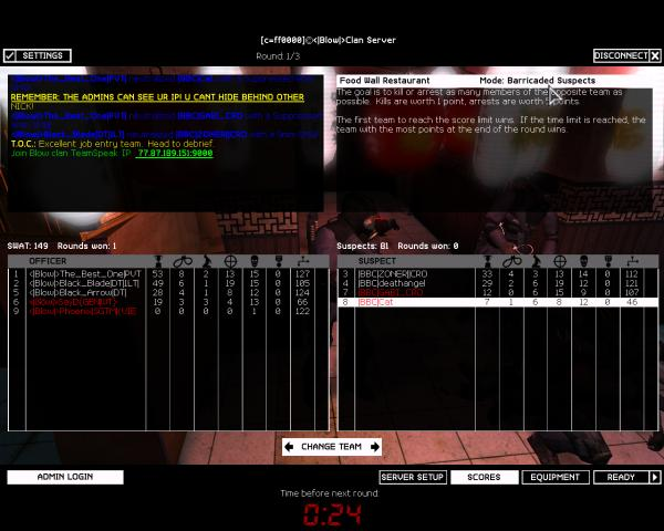 BBC vs Blow 0:3 LOST Bbcblo13