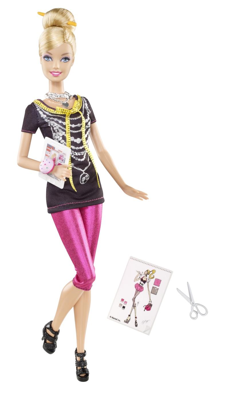nouveautés 2012 Barbie11