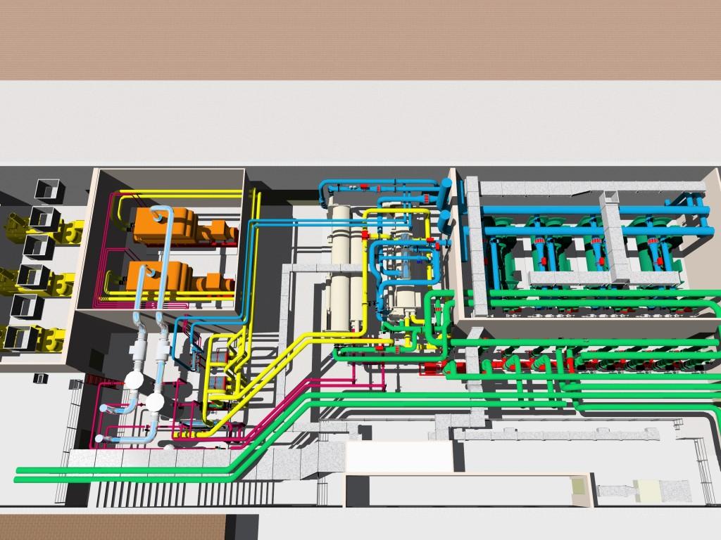 Dịch vụ thiết kế mô hình 3d, thiết kế nội thất tàu thủy ! 3d-cen10