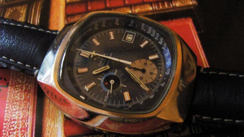 """Recherche un bracelet pour mon chrono Omega Seamaster """"Jedi"""" Snv80210"""