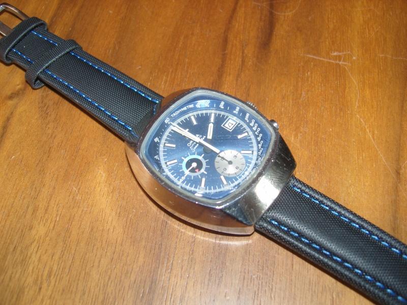 """Recherche un bracelet pour mon chrono Omega Seamaster """"Jedi"""" Snv81410"""
