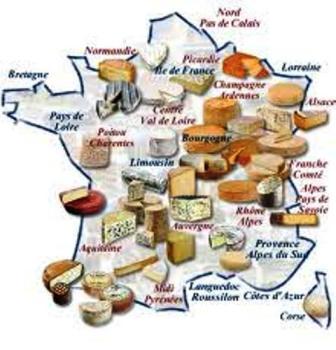 La FRANCE : le pays aux 365 sortes de Fromages Images10
