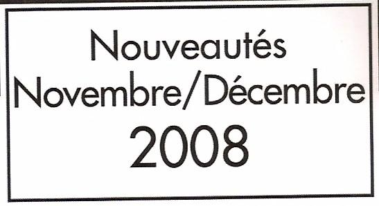 Nouveautés Norev 1/18 Novembre-Décembre 2008 News1110