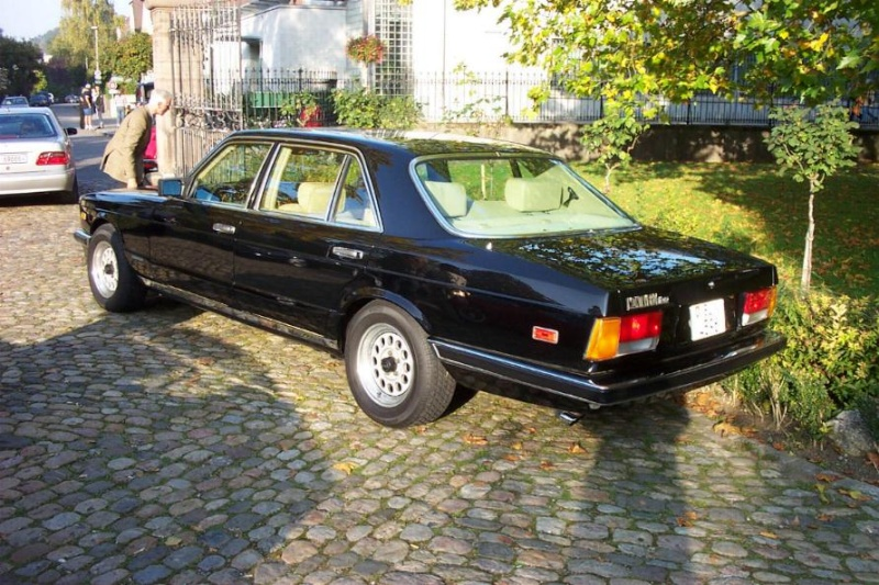 La W126 par Monteverdi Tiara210