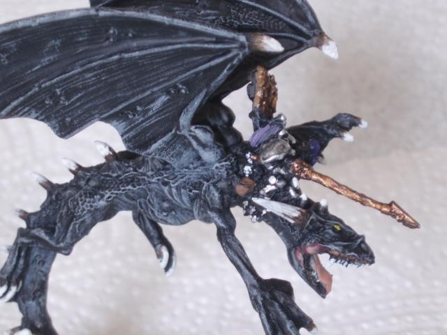 2700 points d'Elfes Noirs Dragon11