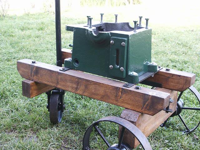 Un moteur Vialis 12-pic12