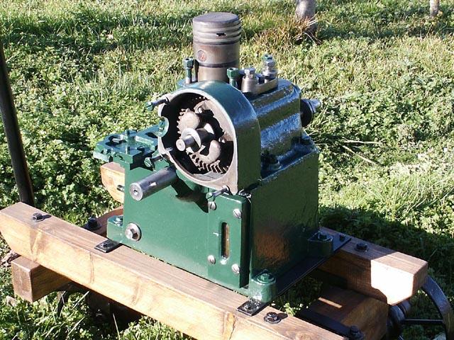 Un moteur Vialis 13-pic12