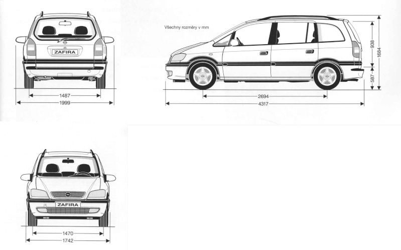 Zafira ZI DTM Karcher Sonax (What If) Opel_z11