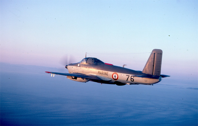 [Aéronavale divers] Breguet Alizé BR 1050 110