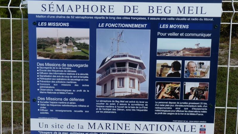 SÉMAPHORE - BEG MEIL (FINISTÈRE) - Page 3 P1000410