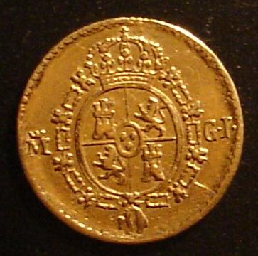1/2 Escudo de Fernando VII (Madrid, 1817) Dsc04212