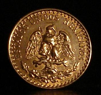 México, 2 pesos, 1920. Dsc05410