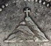 2 Reales de Zacatecas de 1811 (tipo montaña) Image111