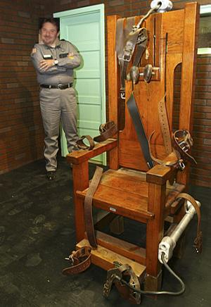 silla eléctrica Silla-10