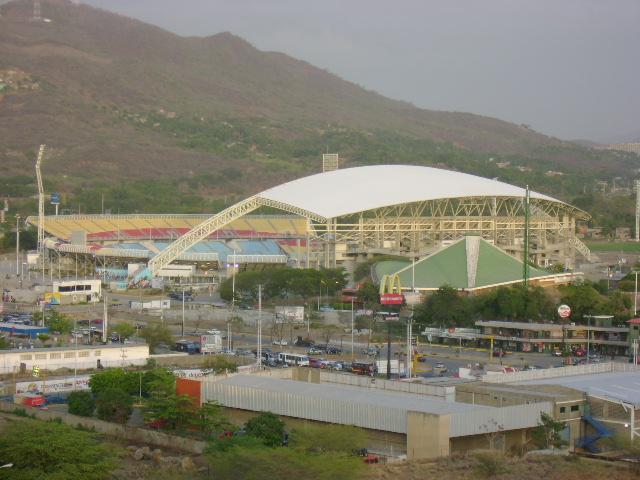 Puerto la Cruz | Estadio José Antonio Anzoátegui | 36.000 Dsc01611