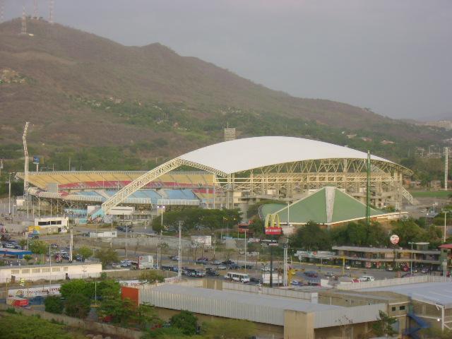Puerto la Cruz | Estadio José Antonio Anzoátegui | 36.000 Dsc01612