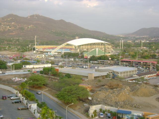 Puerto la Cruz | Estadio José Antonio Anzoátegui | 36.000 Dsc01613