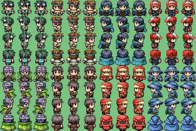 Plusieurs characters que j'ai trouvé sur plusieurs site !! =] Charac12
