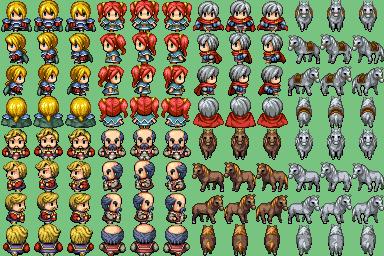 Plusieurs characters que j'ai trouvé sur plusieurs site !! =] Charac13
