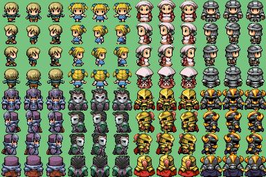 Plusieurs characters que j'ai trouvé sur plusieurs site !! =] Charac14