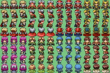 Plusieurs characters que j'ai trouvé sur plusieurs site !! =] Charac22