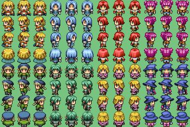 Plusieurs characters que j'ai trouvé sur plusieurs site !! =] Charac26