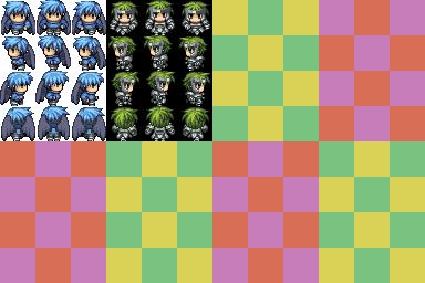 Plusieurs characters que j'ai trouvé sur plusieurs site !! =] Essay11