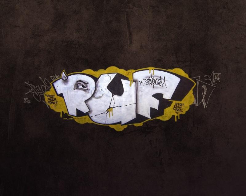 GRAFFITI A RAP+hocoo Ruf_us10