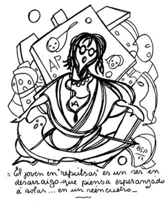 """El contactado Benjamín Solari Parravicini (el """"Nostradamus"""" argentino) 071_jp10"""