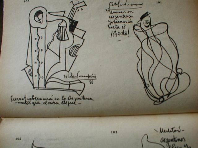 """PROFECIA: """"Pierrot gobernará antes que el orden llegue"""" (1938) - Página 2 Pierro10"""