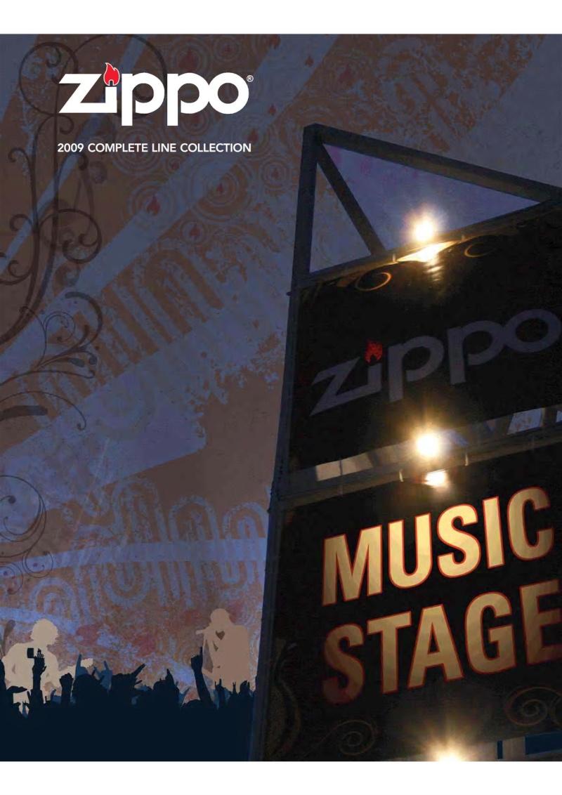 Catalogue ZIPPO 2009 Complete line (version américaine) 011