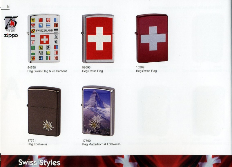 Catalogue SWISS EDITION 2008 Page0810