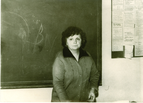Учительница первая моя... Ludmil10