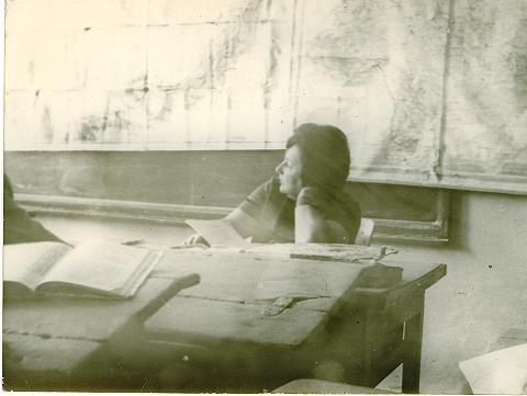 Учительница первая моя... Mishka10