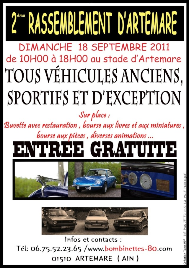 2eme rassemblement d'artemare 18 septembre Essaic10